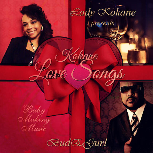 Lady Kokane Presents - Kokane Love Songs (2015) [Hip Hop]