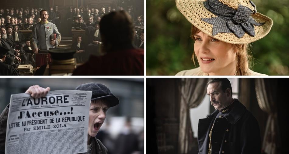 (BANDE-ANNONCE) J'ACCUSE, film de Roman Polanski avec Jean Dujardin, Louis Garrel, Emmanuelle Seigner - Le 13 novembre 2019 au cinéma.