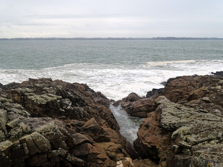 Dernier jour de janvier sur le sentier côtier de Lomener à Kerroch(Morbihan) (2)