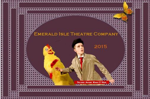 EITC,troupe, théâtre, Irlandaise, The Esmerald Isle Theatre Company, Connemara Burning, ireland, bring to your school, mons, 2015, utl, english, langues, be