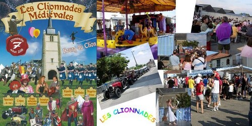 Les Clionnades médiévales 2011