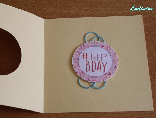 Cartes d'anniversaire ... -1-2