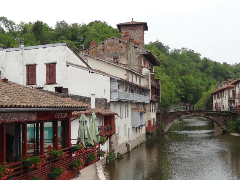 Donibane Garazi ou Saint Jean Pied de Port (64)