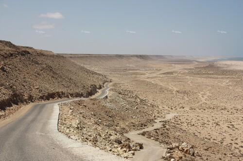 Tarfaya et vers Dakhla
