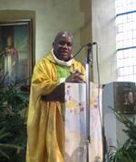 Messe pour les 22 ans de prêtrise de l'abbé Basile, curé de Bohan