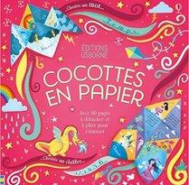 Cocottes en papier