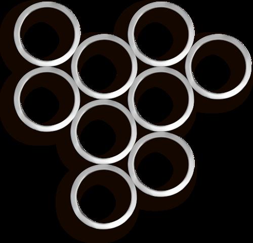 Décos Géométriques Série 28