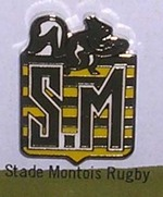Pin's Stade Montois (23)