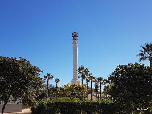 Mémorial à la gloire de Christophe Colomb