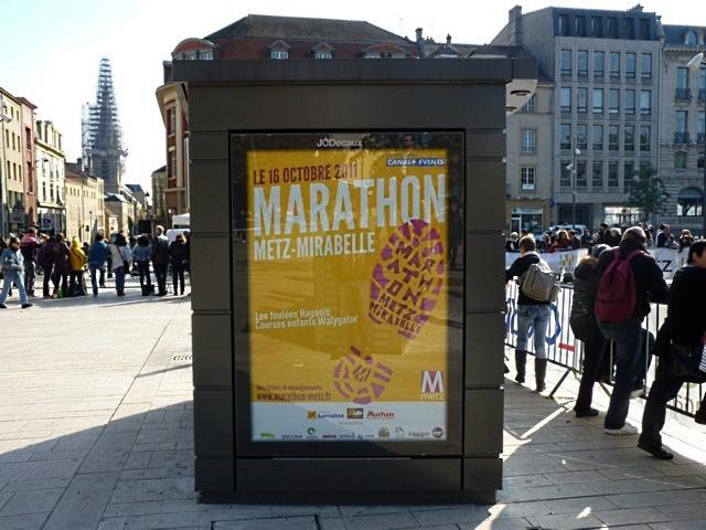 Marathon de Metz - Marc de Metz - 23 2011