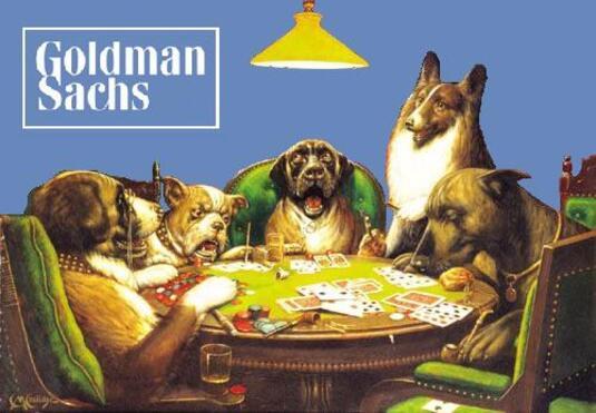 Goldman Sachs, une banque de guerre économique