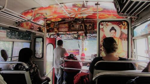 Voyage au Sri Lanka. Uda Walawe