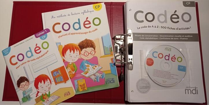La collection Codéo pour adapter et différencier
