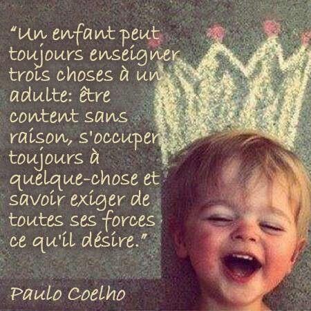 un enfant #quotes, #citations, #pixword,                                                                                                                                                                                 Plus