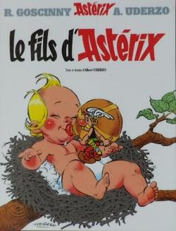 Astérix - Album 27 : Le fils d'Astérix