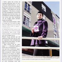 L'écrit de Bellevue novembre 2010