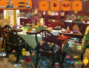 Thanksgiving - Hidden objects