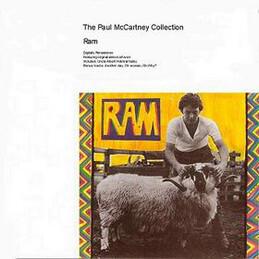 Chefs d'Oeuvre oubliés # 42 : RAM - Paul et Linda Mc Cartney (1971 ed 1993)