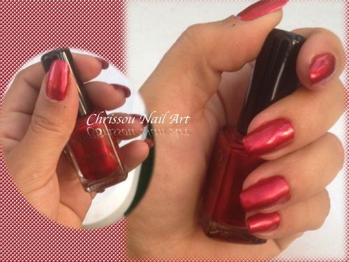 Kiko laser nail lacquer 432