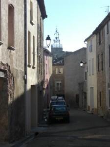 Rue de la Porte Saint Roch