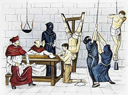 """L'inquisition contre La Torah d'Elohim et La Foi de Yéshoua ! (""""L'Histoire"""" à connaître !)"""