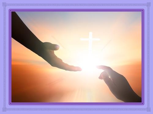 L'amour et le soutien inconditionnels de Dieu