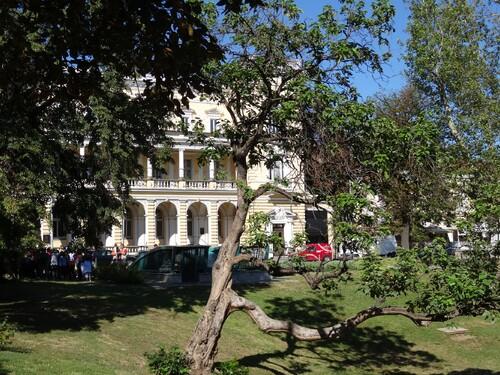 Sofia: autour du Parc Kristal (photos)