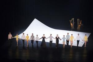 dance ballet walking dancers ballet