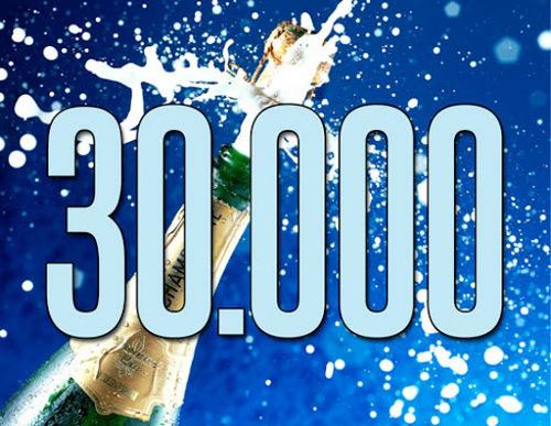 30.000 visites