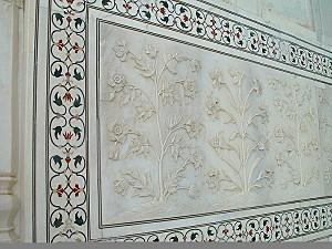 800px-Taj mahal detail outside wall