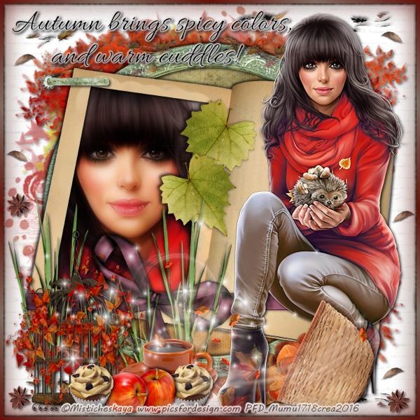 tuto spécial automne Sylvie