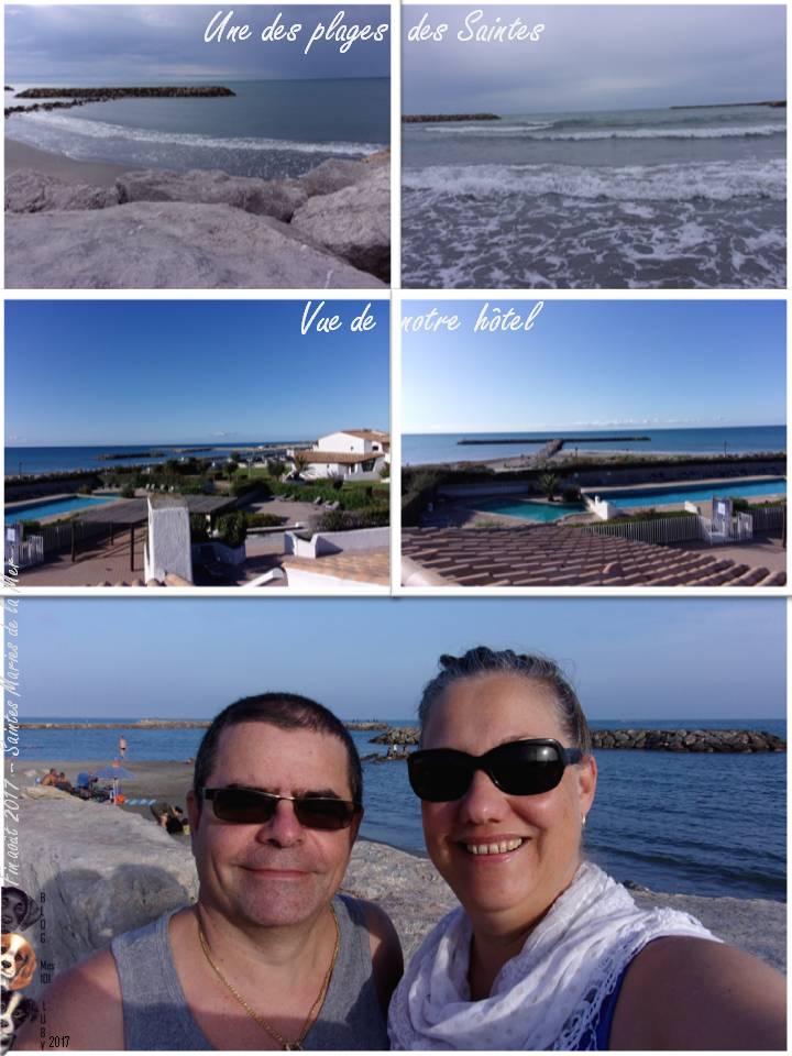 Petit tour aux Saintes Maries de la Mer