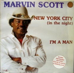 Marvin Scott - New York City (In The Night) - Complete LP