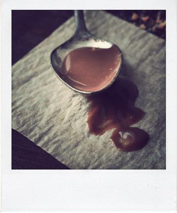 Macarons au chocolat-caramel beurre salé