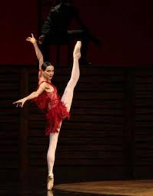 dance ballet new york city ballet jewels ballet marinsky theatre