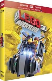 [Blu-ray 3D] La Grande Aventure Lego (The Lego Movie)
