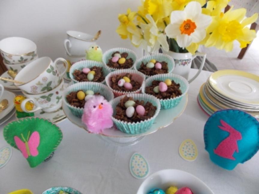 Atelier de cuisine pour Pâques - 3 à 5 ans