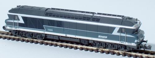 La CC 72065, modifiée avec logo allégé