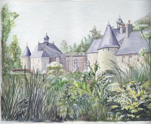 Château de Flamanville