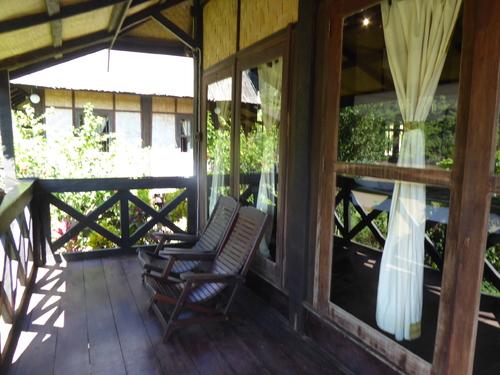 J10, suite et fin de notre randonnée à Muang Ngoi, Nong Khiaw, Laos
