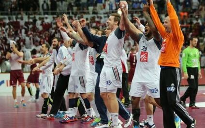 EN DIRECT. Handball : la France décroche son cinquième titre mondial face au Qatar