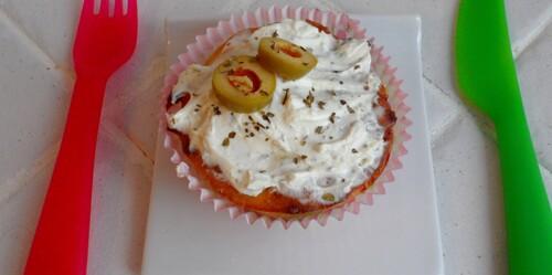 Cupcakes salés pour un apéro gourmand...