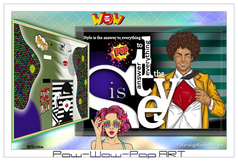 Pow-Wow-Pop ART