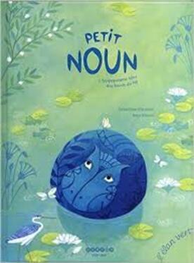 """Dessin à partir de la découverte de l'album """" Petit Noun"""""""