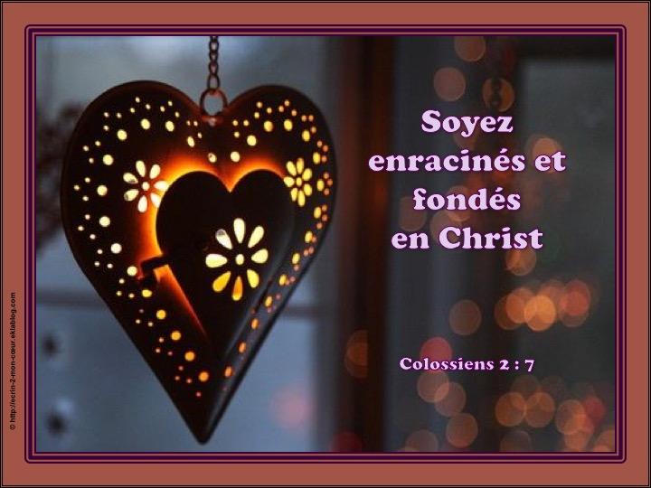 Ronde Versets du coeur 31