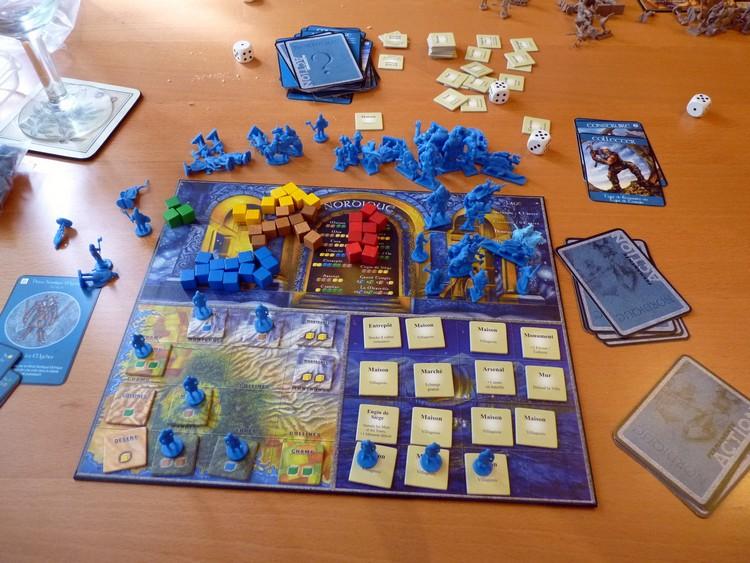 Age Of Mythology (mon plateau)