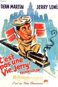 C'est pas une vie, Jerry ! : Wally Cooper est un jeune journaliste séduisante de New York en Chronicles. Elle veut faire un article sur Homère, un jeune homme qui souffre d'un cancer après avoir été contaminés par des déchets radioactifs de. Mais sa maladie s'est révélée sans fondement. Il a décidé encore de quitter New York et simulé à l'aide de son médecin, un voyage tous frais payés dans l'entreprise d'une jolie fille ne peut pas refuser. ...-----... Réalisateur : Norman Taurog Acteurs : Dean Martin, Jerry Lewis, Janet Leigh Genre : Comédie Durée : 1h35min Année de production : 1954