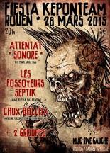 Fiesta Keponteam - Rouen 2015