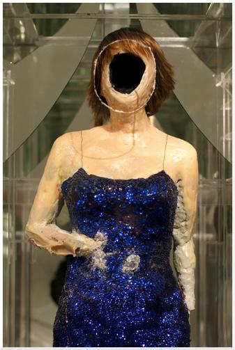 Exposition David ALTMEJD au Musée d'art moderne PARIS.