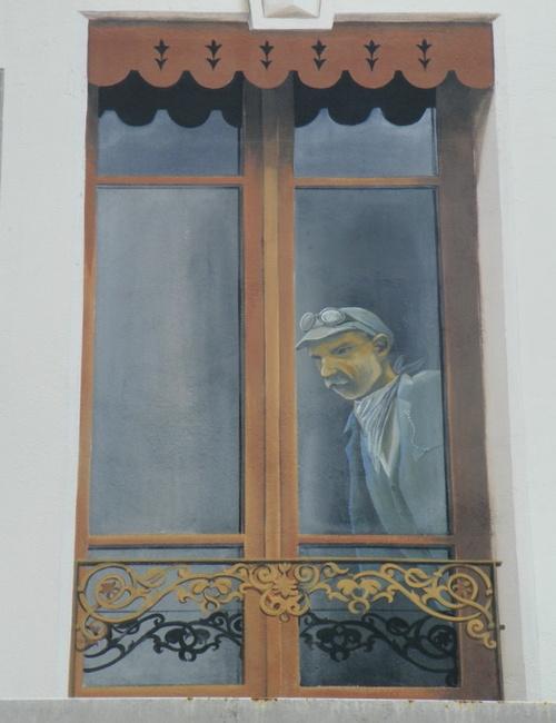 Fresques murales à Ambérieu-en-Bugey